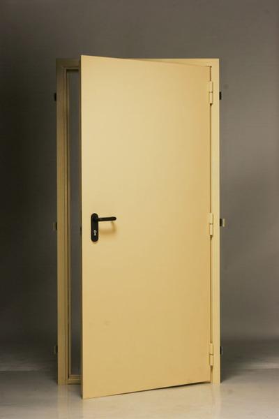 дверь металлическая противопожарная глухая цена с установкой